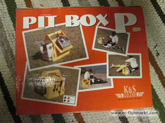 Pit BOX - Transportbox von Graupner NEU