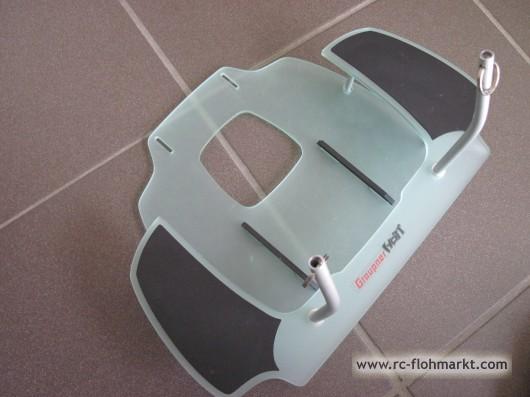 Senderpult für Futaba Handsender