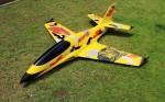Predator-87 Jet Sportjet 2,2M Full Composite Airfr