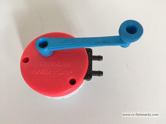 AMK Kraftstoffpumpe (circular hand pump)