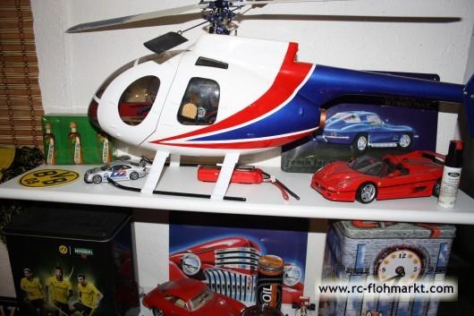 Hubschrauber T Rex 450 Hughes