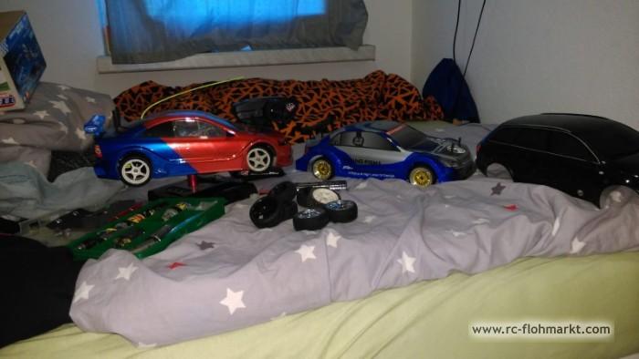 RC Mercedes Benz Opel Astra und Audi 250 €