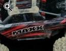 Traxxas MAXX mit FUTABA T7PXR Komplettauflösung - Vorschaubild 1