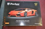 Pocher 1.8 Lamborghini Adventador LP700-4,Bausatz,