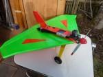 Deltaflügler Fighter