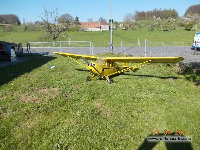 Piper PA18 Super Cub von Toni Clark