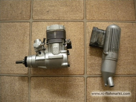 Verbrennungsmotor OS 46 FX